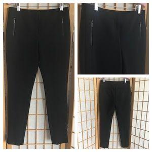 Classiques Entier Black Stretch Career/Dress Pants
